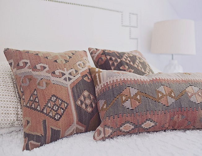Lumbar Kilim Pillows