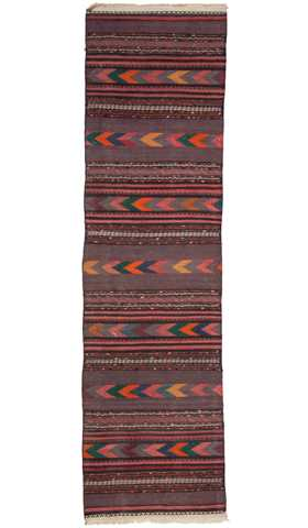 Persian Shiraz Kilim Runner