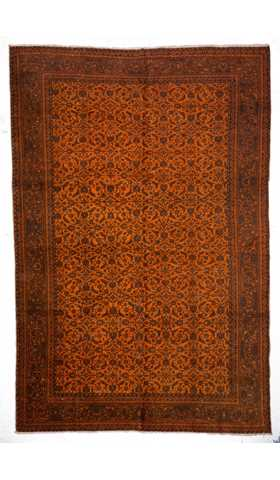 Over-dyed Turkish Kayseri Rug