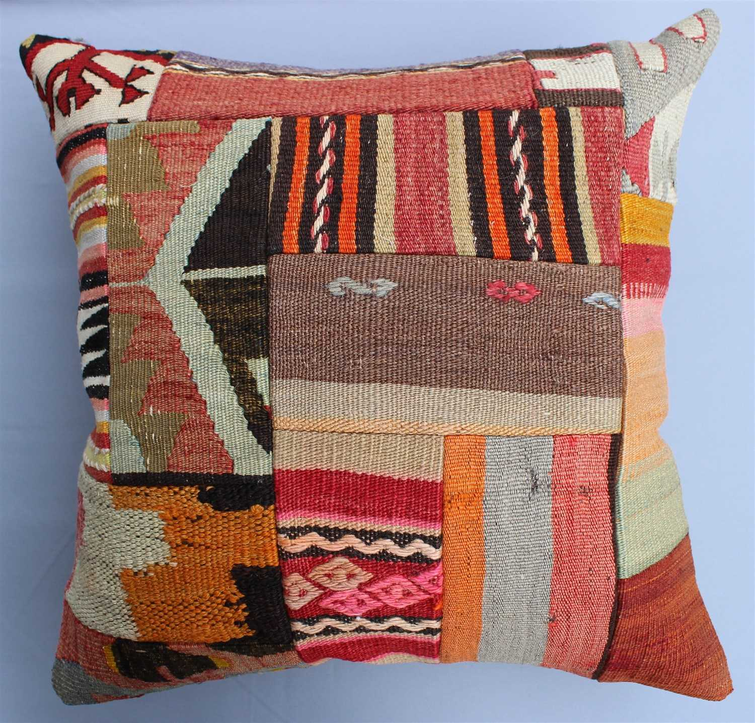 pillows large pink pillow hdr kilim product pastel