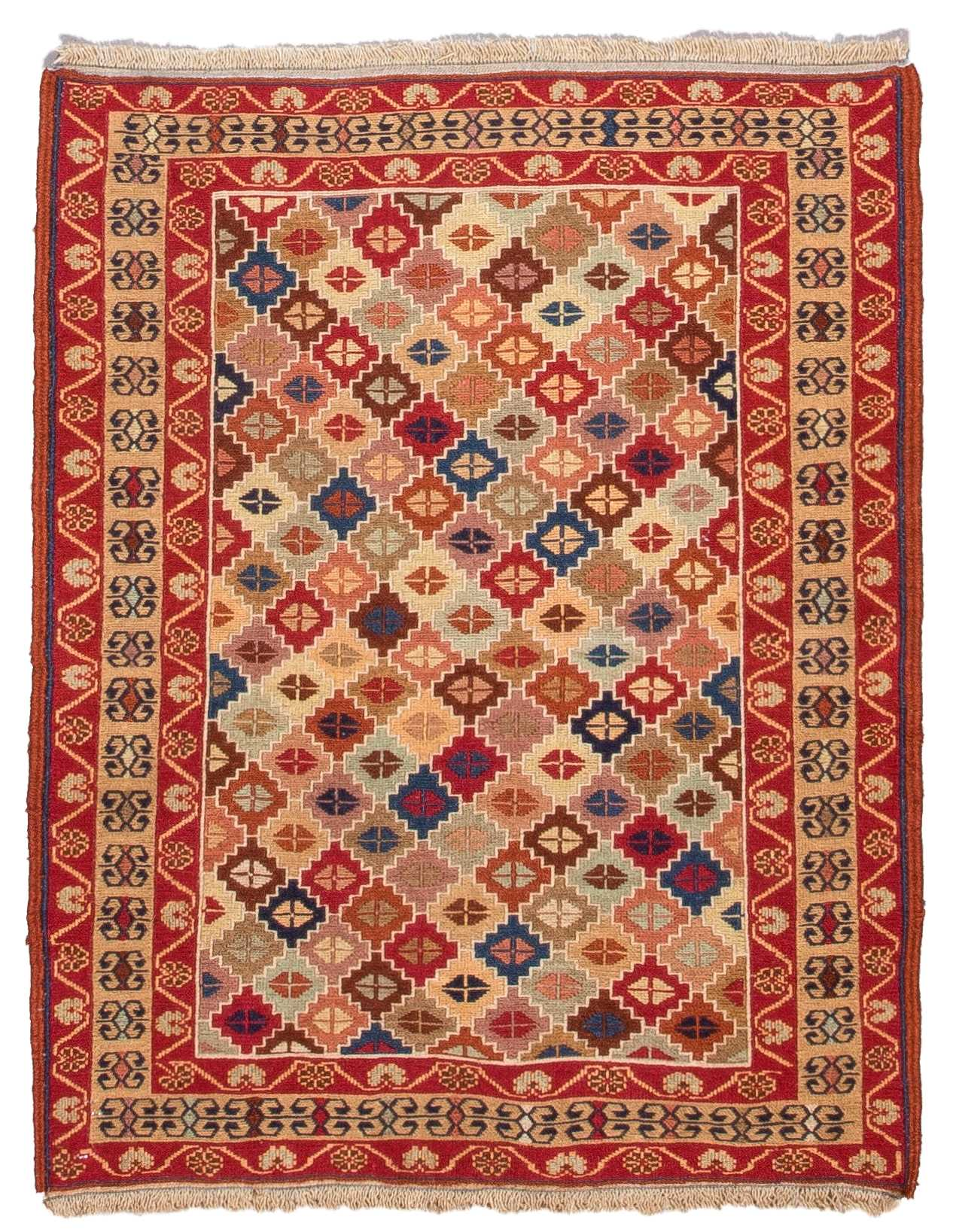 Small Size Area Rug 1416