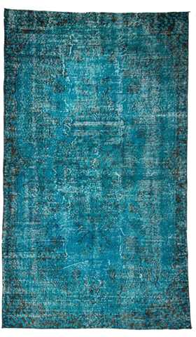 Turkish Over-dyed Rug