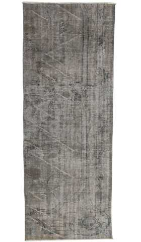 Over-dyed Vintage Runner Rug