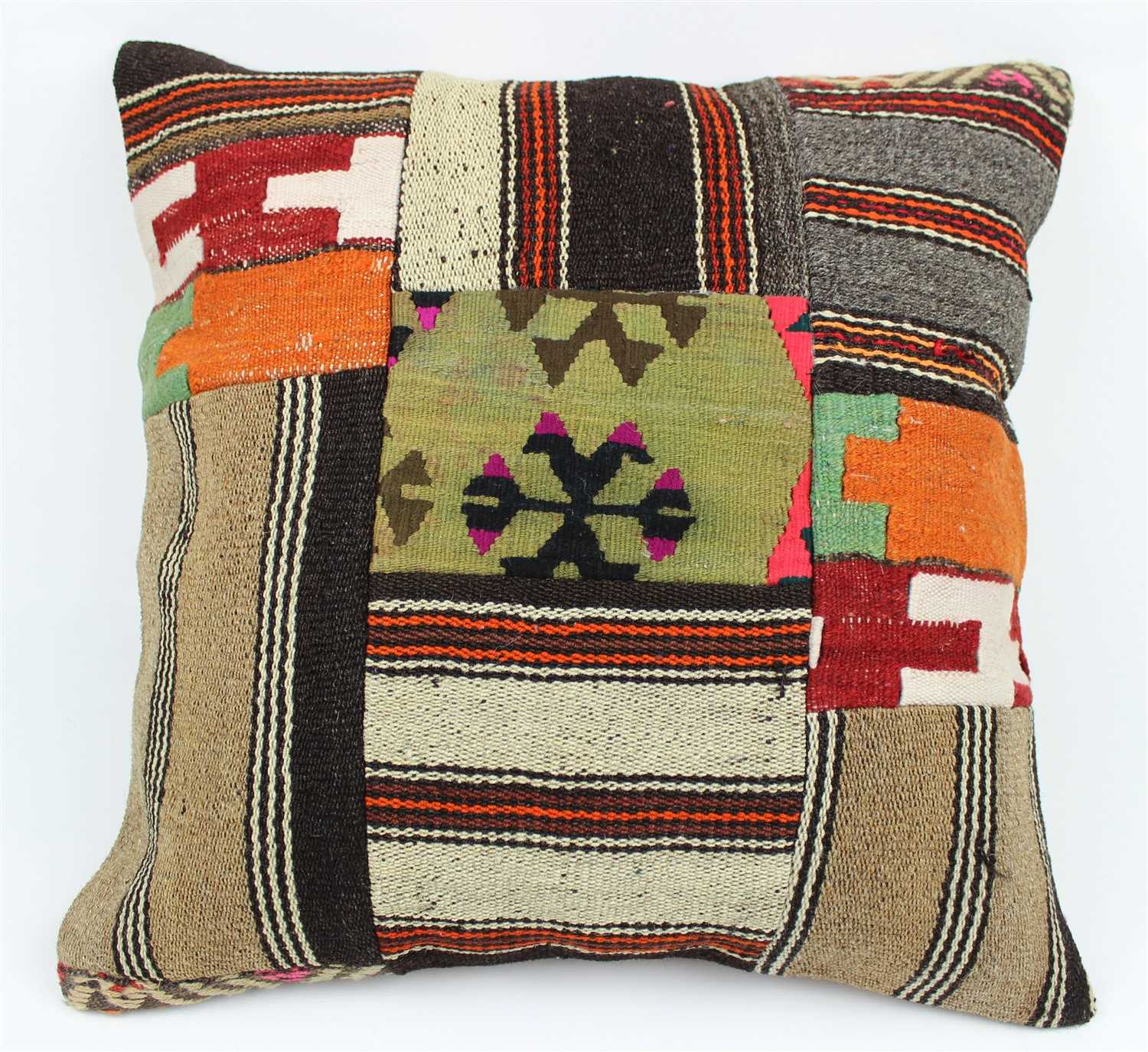 Patchwork Pillow Cover 1796