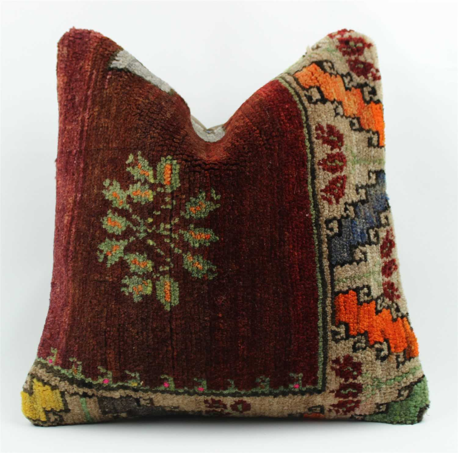 Pillows Made From Persian Rugs