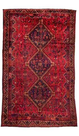 Semi Old Persian Rug