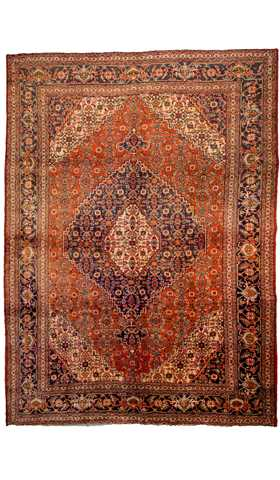 Decorative Persian Rug, Persian Rugs, Home Decor