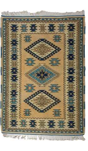 Decorative Vintage Rug