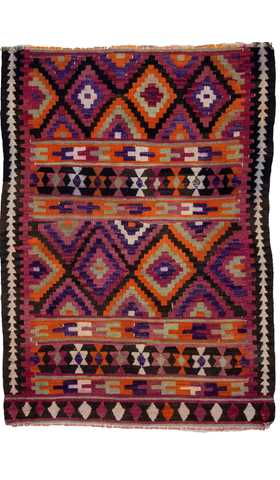 Decorative Persian Kilim Rug