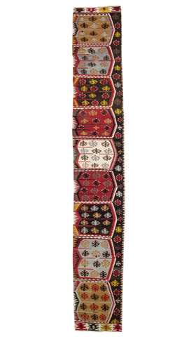 Turkish Rug, Turkish Kilim Runner Rug