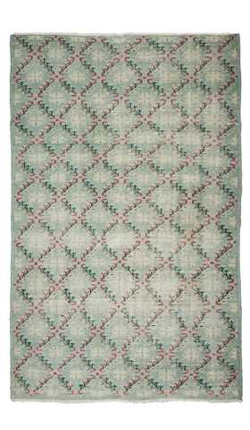 Turkish Vintage Carpet, Home Decor, Home Living,