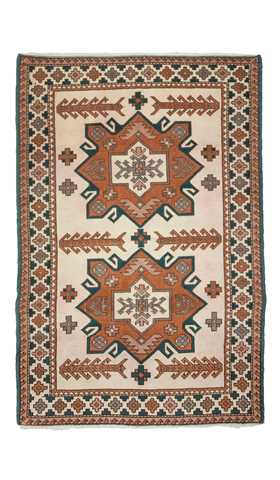 Vintage Turkish Rug, Vintage Carpet