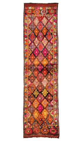 Tribal Decorative Runner Rug