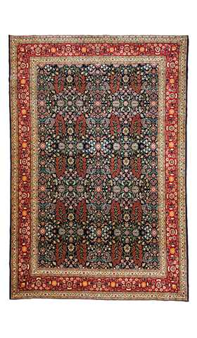 Famous Turkish Hereke Rug