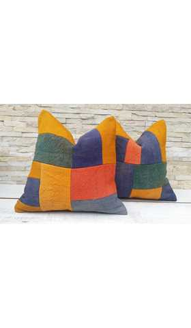 Matching Kilim Pillow Covers
