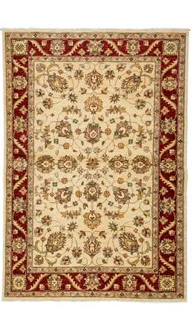 Turkish Usak Rug