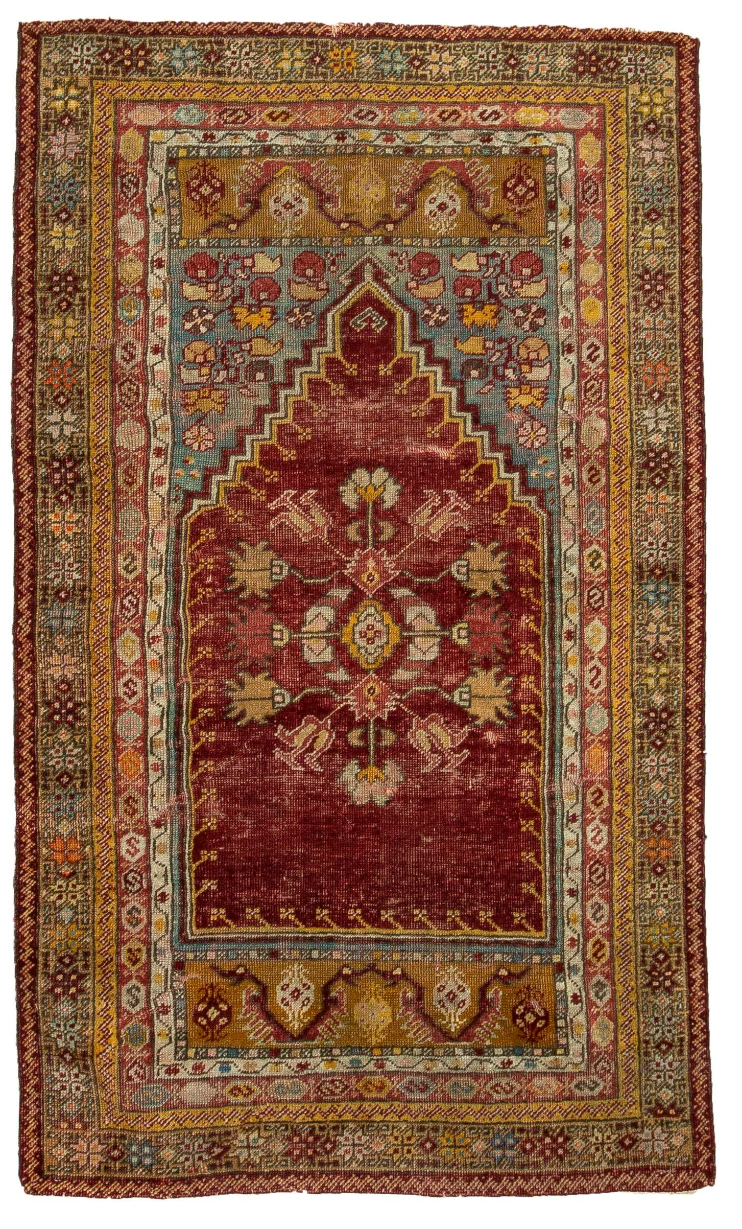 Antique Anatolian Rug H04213