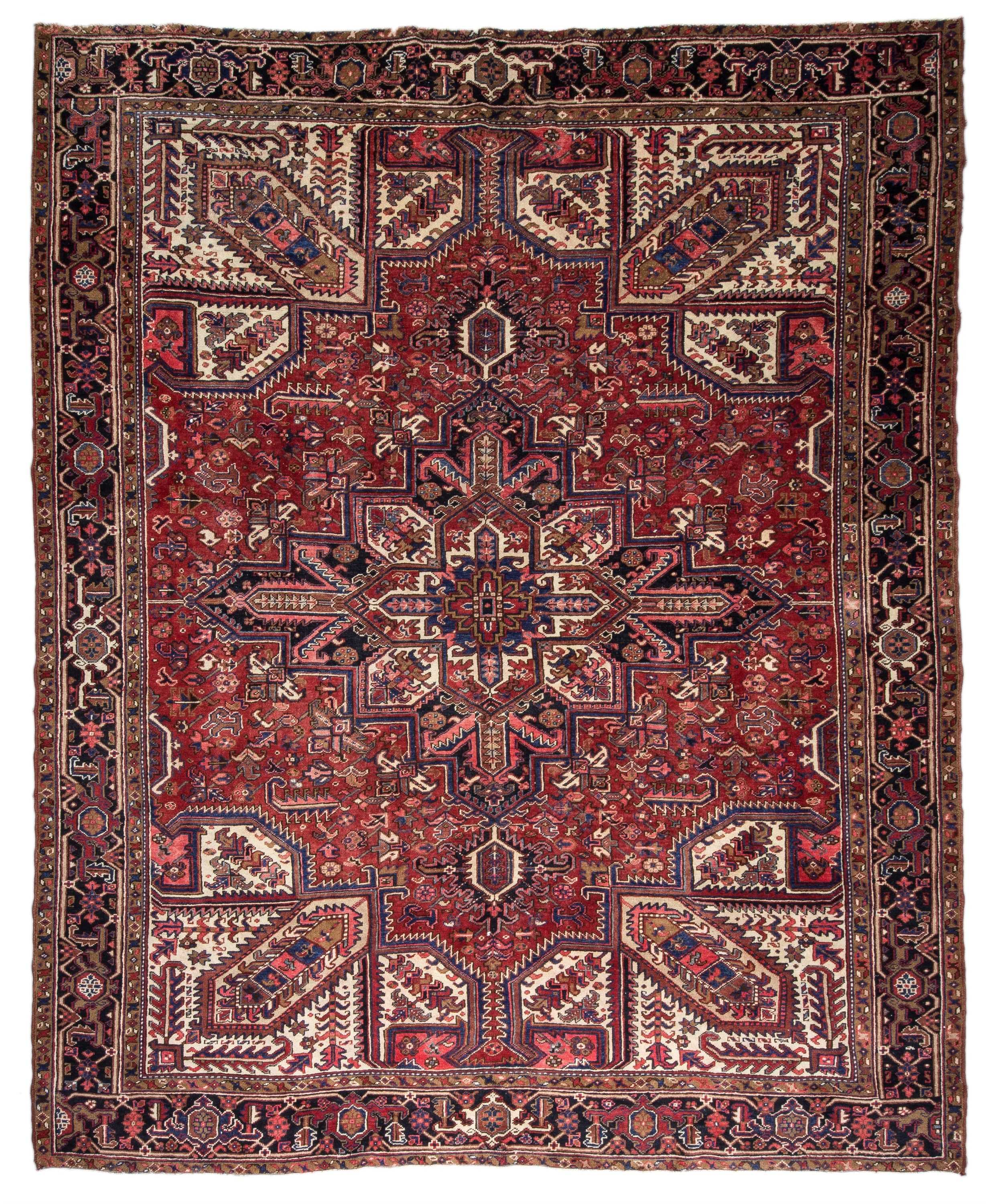 Persian Rugs From Iran: Persian Heriz Rug