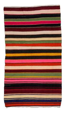 Decorative Small Size Kilim Rug