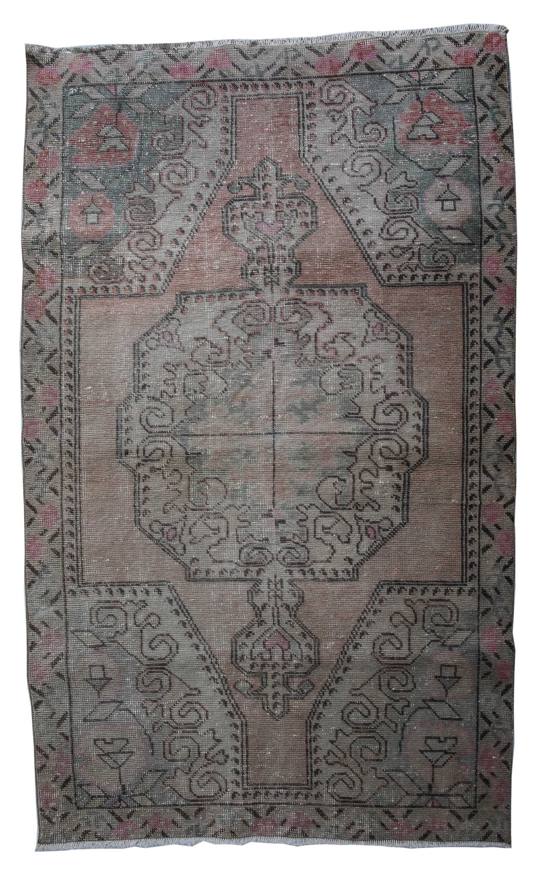 vintage turkish rug vr226 87969