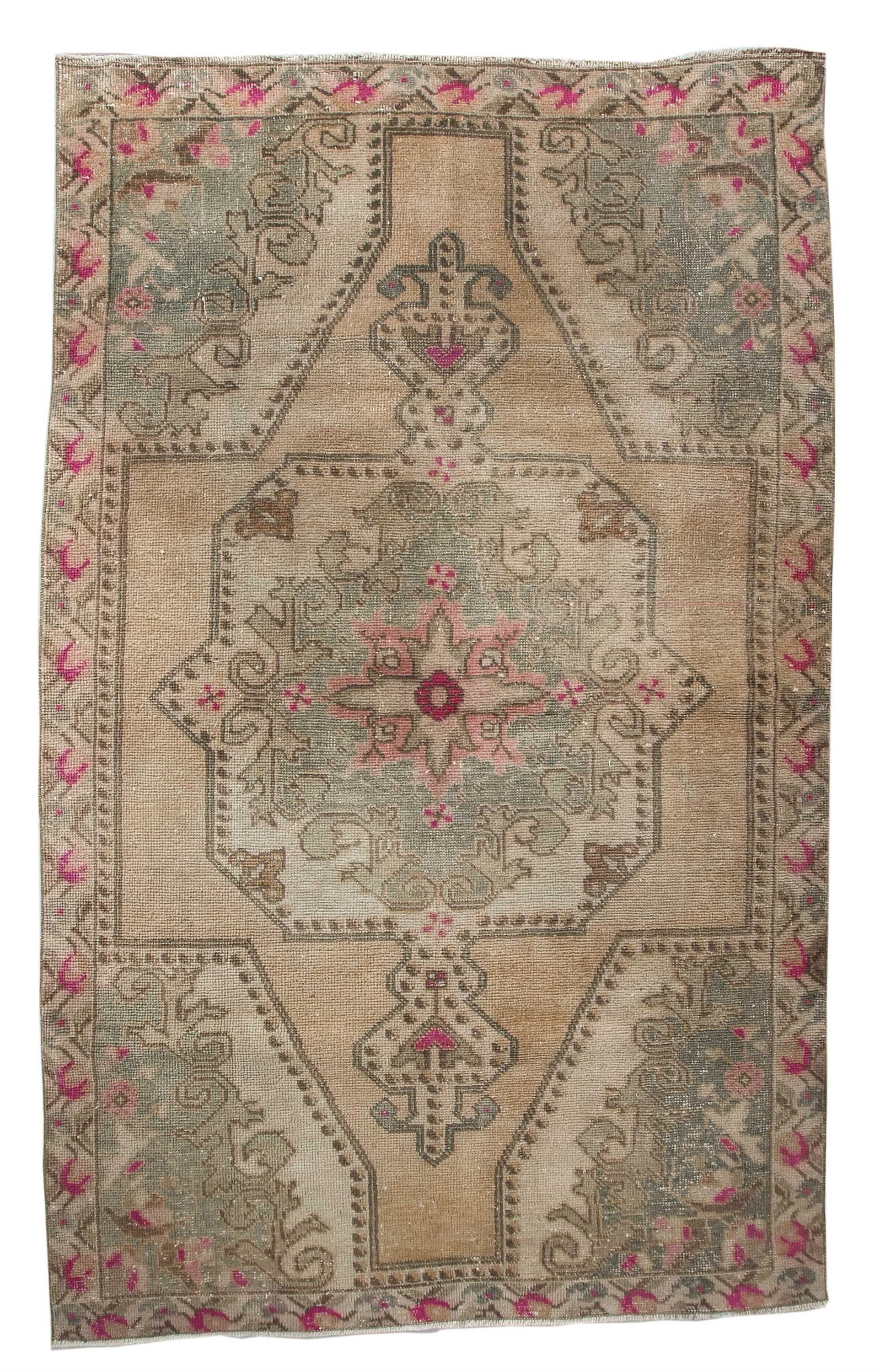 vintage turkish rug vr227 87969