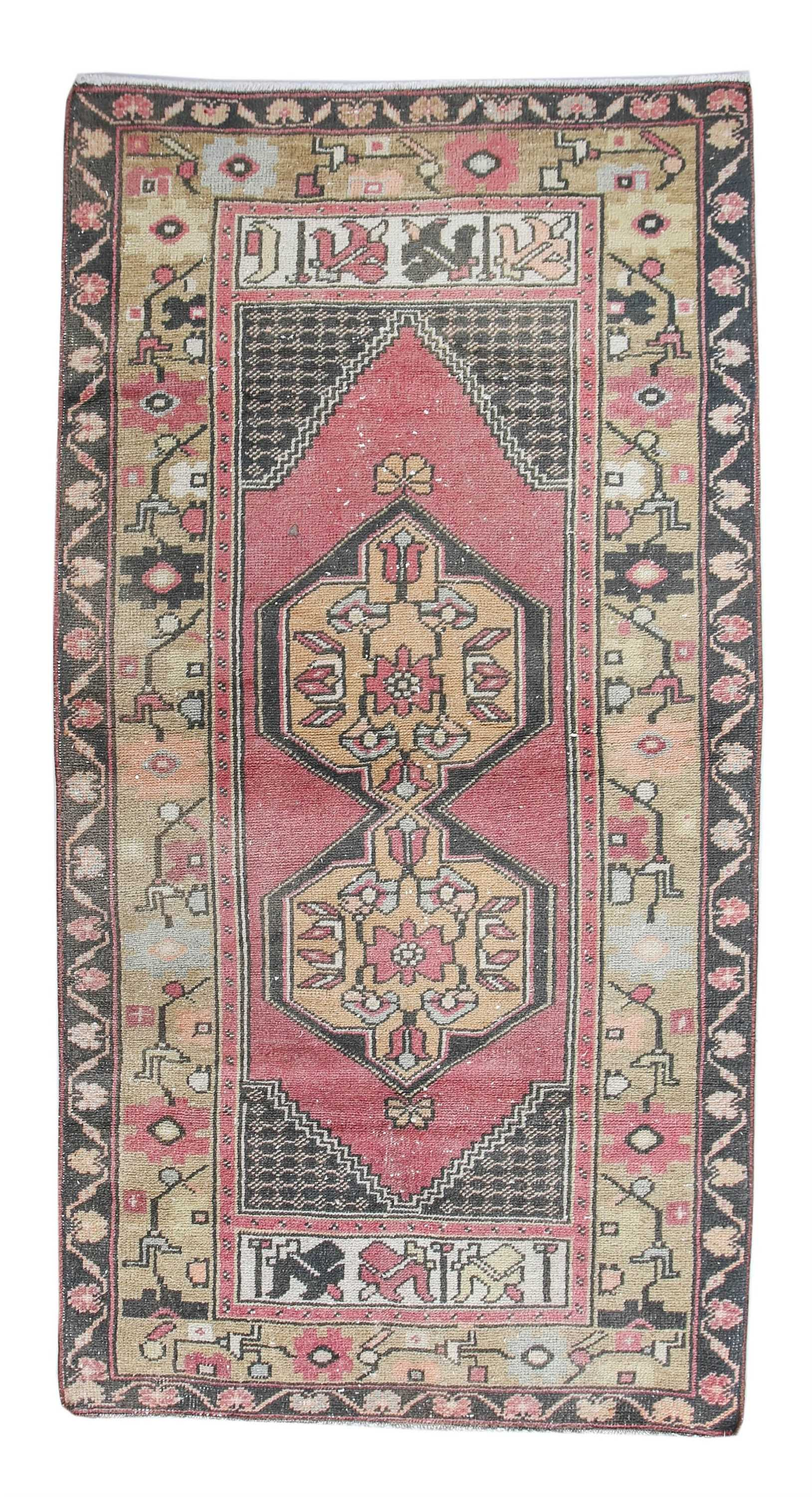 Vintage Turkish Rug Vr39
